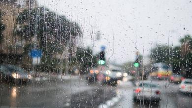 توقعات بسقوط أمطار