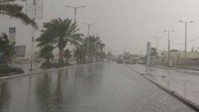 أمطار غزيرة