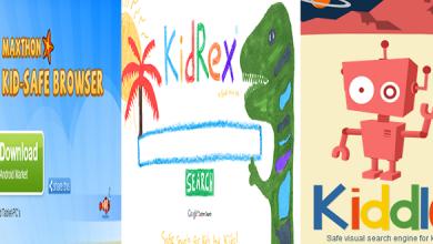 متصفحات آمنة للأطفال