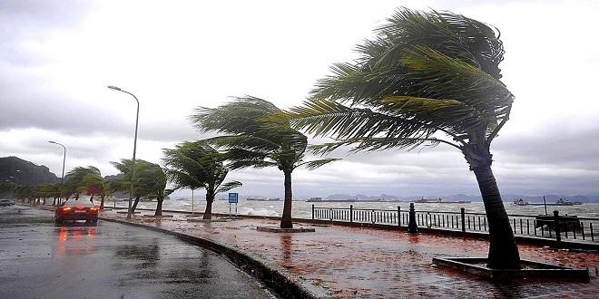موجة الطقس السيء