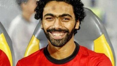 الأهلي يغرم حسين الشحات