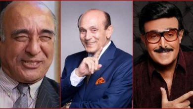 تقليد سمير غانم ومحمد صبحي ويوسف داوود