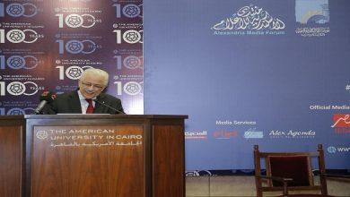 وزير التعليم في افتتاح منتدى الإسكندرية للإعلام