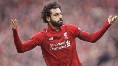 محمد صلاح خامس أفضل لاعبي العالم