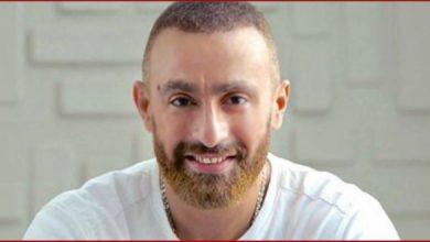 أحمد السقا مع رشا الخطيب بالسرداب