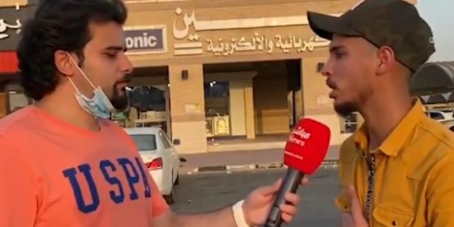 المصري المعتدى عليه في الكويت
