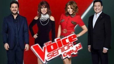 مدربو The Voice Senior