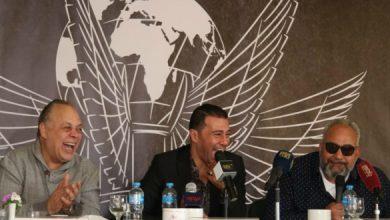 تكريم بيومي فؤاد في مهرجان المسرح
