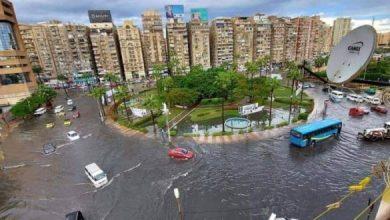 ضحايا أمطار الإسكندرية