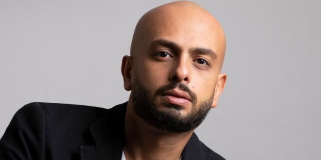 أحمد مراد يطور موقعه الخاص