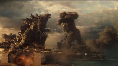 ميم Godzilla vs Kong