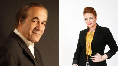 رانيا محمود ياسين عن والدها