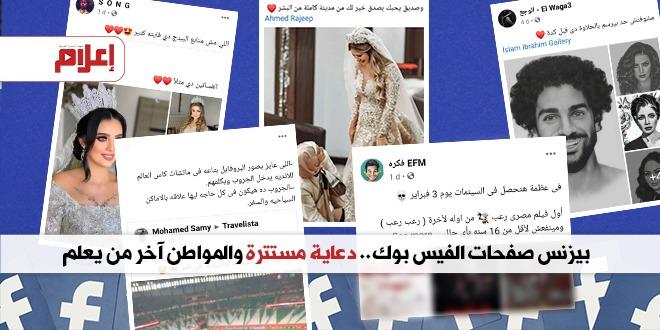 بيزنس صفحات الفيس بوك