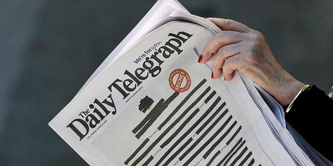 دايلي تليجراف