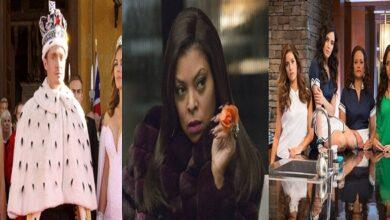 أفضل 10 مسلسلات أجنبية