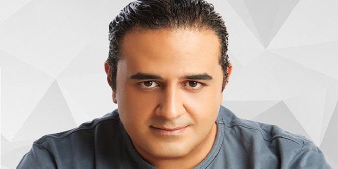 الفنان خالد سرحان