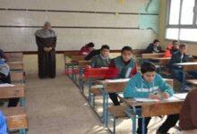 جدول امتحانات الشهاده الإعدادية