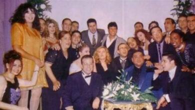 حفل زفاف أحمد السقا
