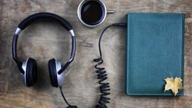 الكتب الصوتية