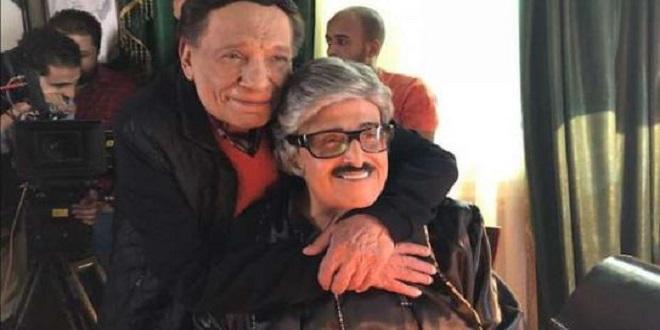 سمير غانم وعادل إمام