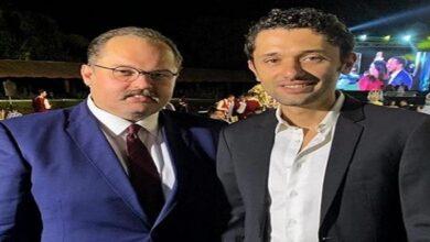 محمد محمود عبد العزيز و شقيقه