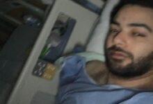 نجل عمرو أديب يجري عملية جراحية