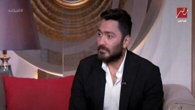 تامر حسني عن فيلمه مش أنا