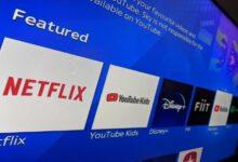 التليفزيون الخطي وخدمات البث