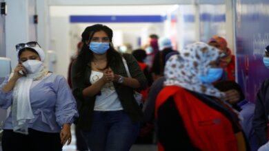 تطعيم الطلبة الجامعيين