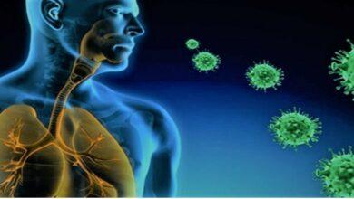 أعراض فيروس RSV