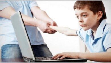 إدمان الأطفال للألعاب الإلكترونية