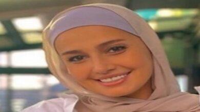 حلا شيحة ترتدي الحجاب