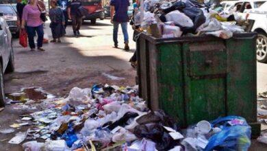 سبب انتشار القمامة بشوارع القاهرة