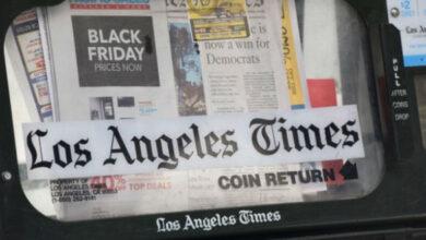 لوس أنجلوس تايمز