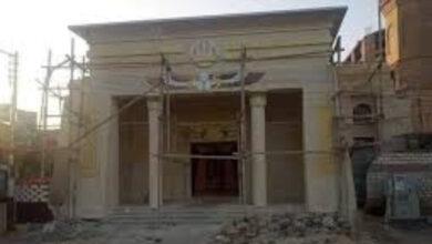 مصمم المسجد الفرعوني