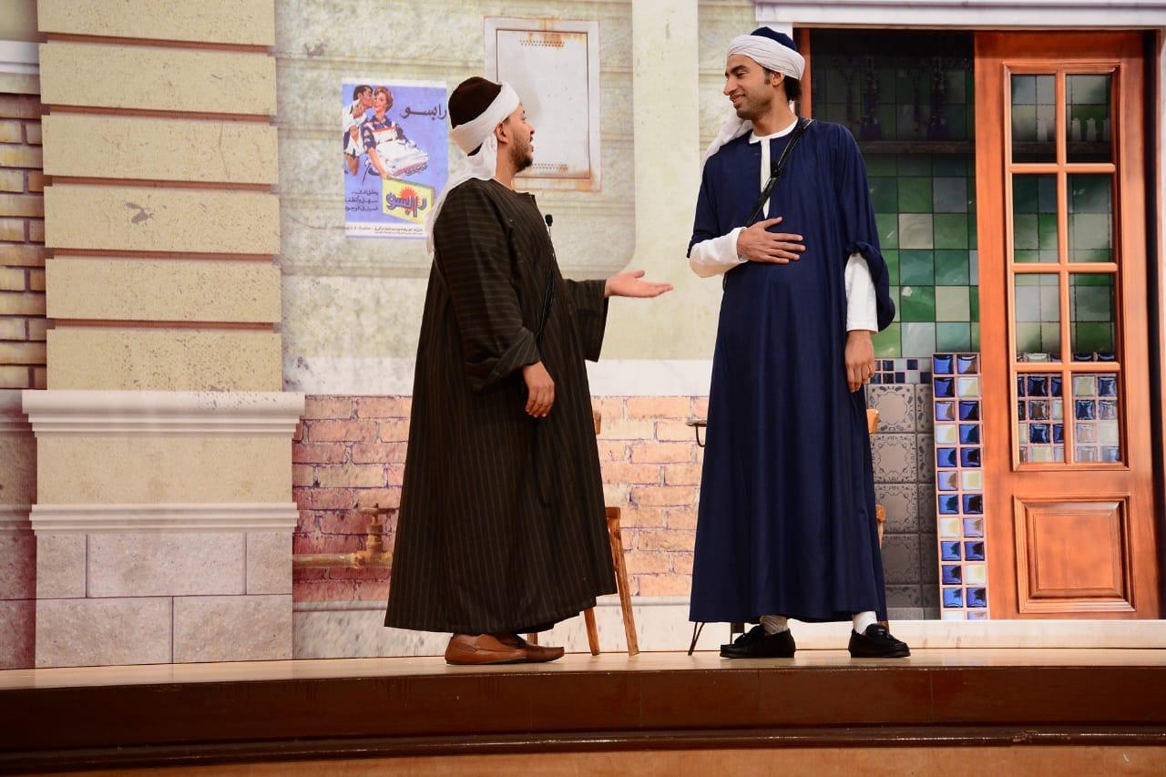 مسرحية شوكت وشطانوفي