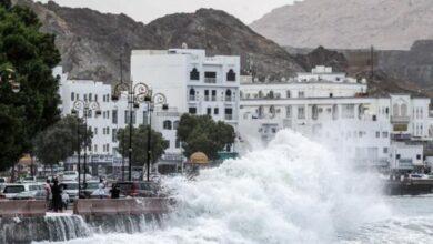 إعصار شاهين ومصر