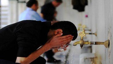 ضوابط فتح دورات المياه بالمساجد