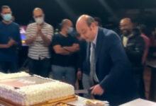 عيد ميلاد عمرو أديب