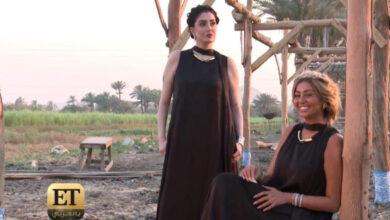غادة عبد الرازق عن ابنتها