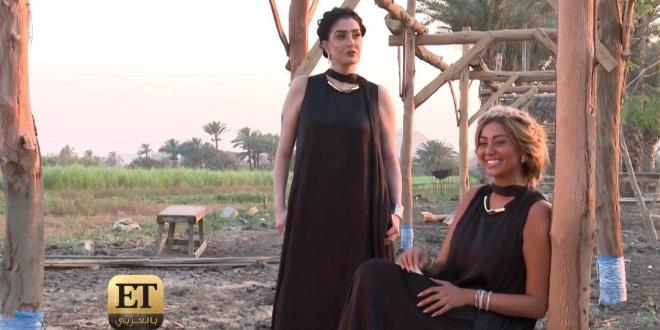 غادة عبد الرازق عن ابنتها روتانا: شايلة مسئوليتي - E3lam.Com