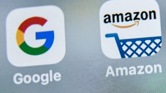 جوجل وأمازون